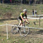Marc Clapés aconsegueix el tercer lloc al Trofeu Joan Soler de Manlleu de ciclocròs
