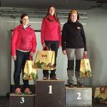 Els germans Freixas guanyen a la cursa d'orientació de Gironella
