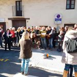Taradell canta nadales per la llibertat dels presos polítics