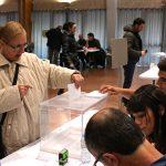 Obre el col·legi electoral de Taradell i ja es pot votar amb normalitat a les eleccions catalanes 2017
