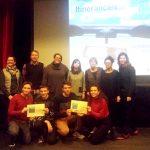 Els taradellencs acaparen els dos premis del 6è Concurs d'espots per a la no violència masclista