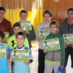 El TT Mont-rodon participa al Torneig intercomarcal escolar i a la segona fase del circuit d'individuals