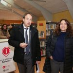 La presidenta de la Diputació de Barcelona visita Taradell per parlar de projectes on aportarà finançament