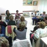 L'Associació de jubilats de Taradell va acollir un cicle de xerrades sobre salut