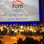 Blai Trias recull un guardó com a un dels campions de Catalunya 2017 en motor