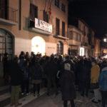Concentració a Taradell per reclamar l'alliberament dels Jordi's tres mesos després