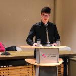 Bernat Coromina guanya el Premi Ajuntament de Taradell 2018 al millor treball de recerca