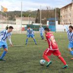 Segona victòria consecutiva de la UD Taradell superant La Garriga
