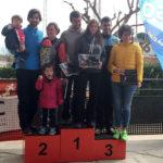 Meritxell Freixas i Josep Maria Freixas guanyen la primera cursa d'orientació de la Copa catalana 2018