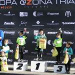 Jordi Povedano i els bessons Ricart fan podi en l'inici de la Copa Osona 2018 de trial