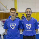 Jaume Cunill i Jordi Forcada participen al torneig de dobles de Moià