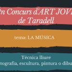 Convocat el segon concurs d'Art Jove de Taradell centrat en la música