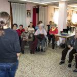"""L'Associació de Jubilats acull l'exposició sobre """"La dona a la fàbrica"""" del Grup de Recerca Local de Taradell"""