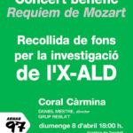 Concert solidari del cicle de músiques de Santa Llúcia dins la campanya Arnau 97