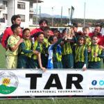 Taradell acull aquest cap de setmana la 4a edició del Torneig aleví de futbol TAR Internacional Tournament