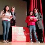 Dues taradellenques guanyen un premi Sambori Òmnium 2018 de la demarcació Alt Ter-Garrotxa