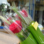 Les escoles de Taradell proposen decorar els balcons amb roses per celebrar la diada de Sant Jordi des de casa