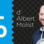 La T-10 de cerveses artesanals d'Albert Molist