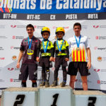 Els bessons Ricart i Jordi Tulleuda aconsegueixen medalla als Campionats de Catalunya de trial 2018