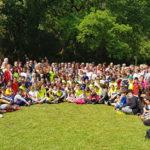 Per novè any el Col·legi Sant Genís i Santa Agnès fa la caminada intergeneracional