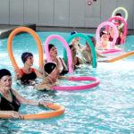 Per segon any la gent gran de Taradell ha pogut participar en un curs d'aiguagim a l'EAS