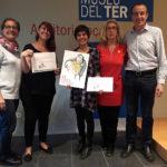 Mariona Conde guanya el 7è Concurs de cartells del Dia internacional contra la violència de gènere