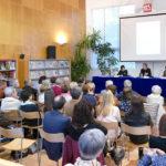 Mireia Munmany presenta el llibre 'La gestió del patrimoni literari'