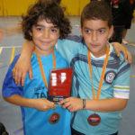 Unai Luque, tercer al Territorial dels Jocs Escolars de Catalunya de tennis taula