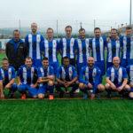 L'equip d'aficionats de la UD Taradell juga dissabte la final de la Copa a la Roureda