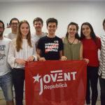 La taradellenca Berta Camprubí entra a l'executiva de Jovent Republicà Osona-Lluçanès