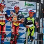 Blai Trias és tercer a la quarta prova del Campionat d'Espanya de velocitat