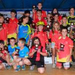 Jordi Tulleuda es proclama campió de la Copa d'Espanya 2018 en categoria aleví