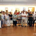 La mostra dels artistes locals enceta els actes de la Festa Major de Taradell 2018
