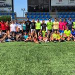 Els Inserso guanyen el torneig de volei gespa de la Festa Major de Taradell 2018