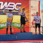 El taradellenc Guillem Oliver aconsegueix dos segons llocs al Campionat del món de biketrial