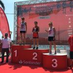 Mireia Montaña acaba segona a la Triatló Port de Tarragona 2018