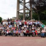 La gent gran de Taradell fa d'amfitriona en l'intercanvi de casals amb Prats de Lluçanès