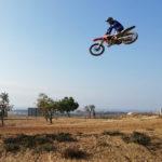 Arnau Lledó es proclama subcampió de catalunya de motocròs MX 125