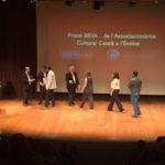 Els Tonis de Taradell guanyen el Premi BBVA a l'Entitat de l'Associacionisme Cultural