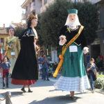 Diumenge Taradell celebra la 26a Trobada de gegants