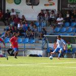 Marçal Sala fa cinc gols en la golejada de la UD Taradell contra la Penya Blaugrana Sant Cugat