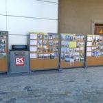 L'Arxiu Fotogràfic exposa fotos dels monuments de Taradell a l'entrada de can Costa