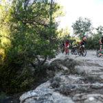 Més de 200 ciclistes participen a la 1a Gitana en btt de Taradell