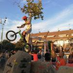 Guillem Oliver es proclama campió de Catalunya i d'Espanya júnior de biketrial