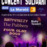 Ràdio Taradell organitza dissabte un concert benèfic amb 'La Marató' de TV3