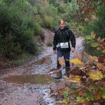 La pluja i el fred endureixen la 39a caminada Rupit-Taradell