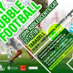 El 27 de desembre es farà un campionat de Bubble Football a Taradell