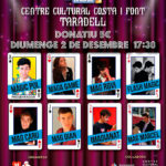 Gala màgica solidària amb la Marató de TV3 aquest diumenge a Taradell