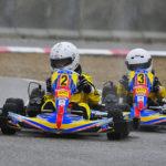 Aleix Costa i Josep Codina pugen al podi al campionat Open Racc de kàrting 2018