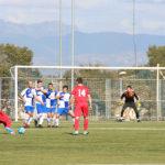 La UD Taradell perd en temps de descompte a Santa Eugènia en la represa de la lliga